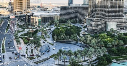 Dubai città green
