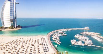 Dubai: estate tutto l'anno